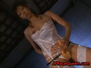 Hiromi Aoyama In Hot Lingerie Asian Porn Part3
