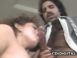Keisha Beautiful Retro Babe Fucked By Ron Jeremy