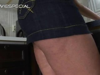 Rijpere rijpere babe gets anus hole geneukt