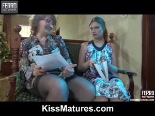 Flo&alana Pussyloving Mom Onto Video