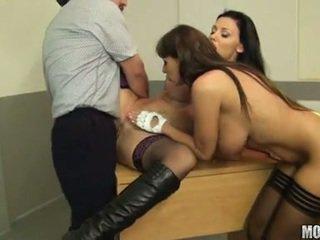 uus brünett ideaalne, hardcore sex kõlblik, suuseks