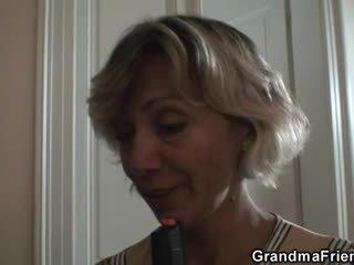 nice old hot, grandma ideal, all granny check