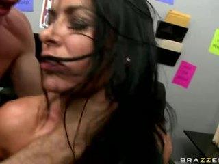 zadarmo prsia, bruneta skontrolovať, menovitý vyhodiť práce nový