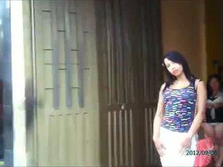 Real rrugë prostitutes i bogota, kolumbi, pjesë 1 i 3, i kuq dritë district - 360p
