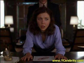 Maggie gyllenhaal sekretare