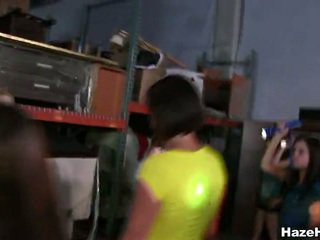 Warehouse Hazing