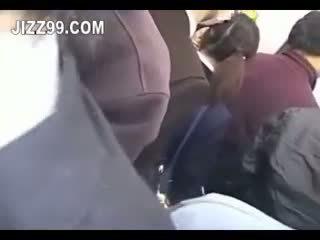 Warga jepun gadis sekolah creampie fucked dalam keretapi 02