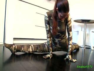 Guarda gratis xxx video clip flessibile amatoriale pupa scopata