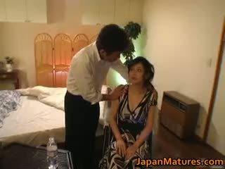 Potrebni japonsko zreli bejbe sesanje part6
