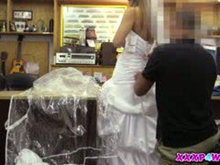A Wedding Dress To Pawn