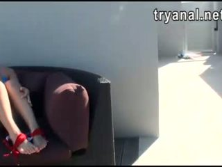 Caldi pollastrella evelyn lacie culo scopata mentre being filmed a casa
