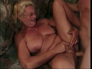 blowjobs, cumshots, grannies, doggy style
