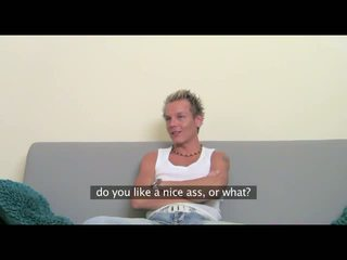 Femaleagent Lucky: Free Casting Porn Video 57
