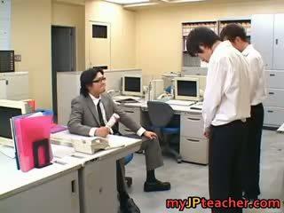 japanese, ideal group sex watch, best office