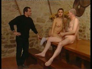 Gammal pervert: fria gammal & ung porr video- f1