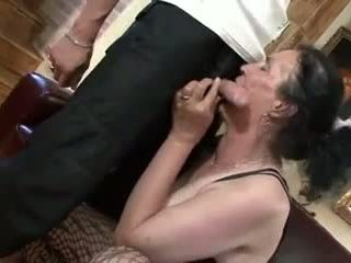 털이 많은 할머니 marianna, 무료 하드 코어 포르노를 75