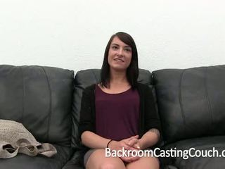 couch, cum, audition