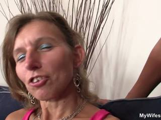 Daughter Watches Her Mom And Bf Shagging