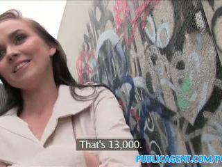 Publicagent ホット ベイブ fucks stranger で alleyway - ポルノの ビデオ 961