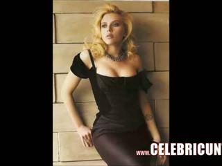 Scarlett johansson meztelen punci teljesen frontal videó