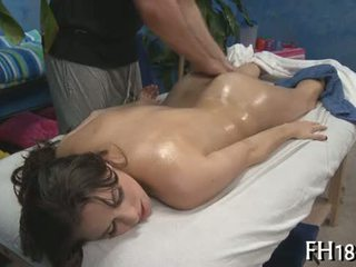 young, booty, sucking, masseuse