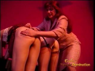 Two Foxy Lassies get Spanked and Whipped by a Lusty.