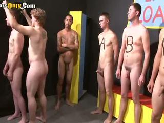 Cute Frat Men Stripped And Manhandled