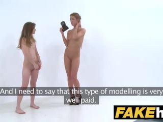 Female agent alasti photo tulistama ends sisse masturbation ja tussu licking orgasms