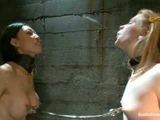 Live shoot madison young and tia ling1