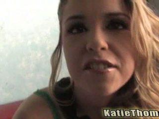 Katie thomas converted w czarne kutas szmata