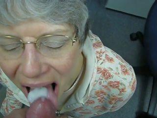 フェラチオ, おばあちゃん, hdポルノ