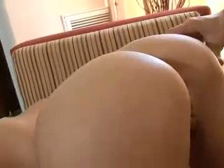 Hot blonde babe Ashlynn Brooke loves to get her pussy pounded doggystyle