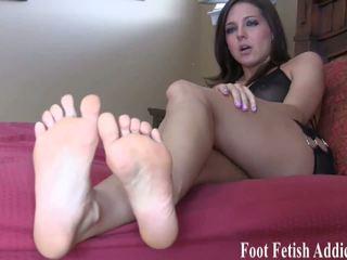 Adhurim tim këmbë dhe unë do të reward ju, pd porno 7f