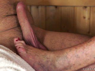 Granny Fucked in Sauna, Free 21 Sextreme Porn 10