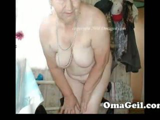 Omageil חזה גדול סבתות ו - בוגר אישה