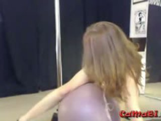 Hilarious Sexy Redheaded Chick Cliche Orgasms