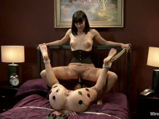 Intimate Dinner For Two Turns Into A Stimulating Night Of Revenge For Hot Milf Roxanne Hall1