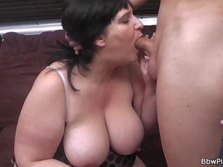 He Doggy-fucks Big Melons Chubby GF, Free Porn 3d