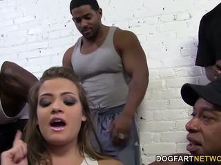 Ashlynn leigh bbc anal seks dengan banyak pria, gratis resolusi tinggi porno 37