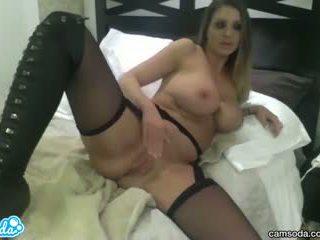 vibrator, orgasm, babe, big tits