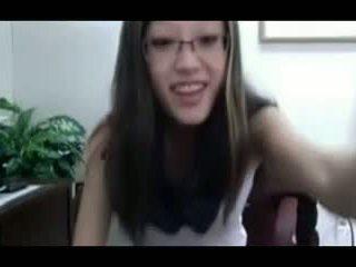 office webcam masturbation latina she began