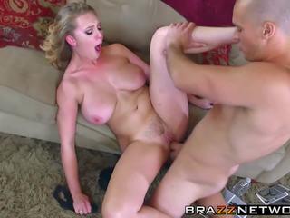 Big Tits Blonde Slut in Heat Craves a Hardcore Twat...