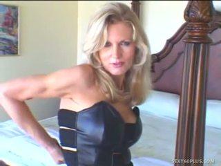 bedroom, mature, older ladies