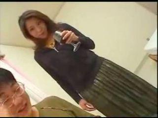 Japoneze mami teaches bir english