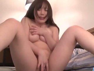 Curvy ass Rino Sakuragi fucked and made to swallow