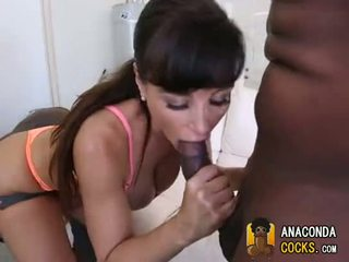 12inches Monsters-Of-Cock Clobbering Hot Babe