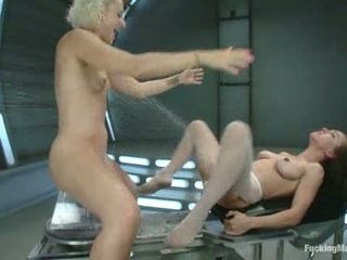 Killing The Machines With Pussy Squirt Cytherea And Dylan Ryan1