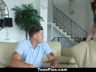 toate brunetă calitate, canapea online, orice doggystyle nou