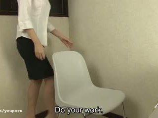 Subtitled Japanese Pee Desperation Plastic Wrap Prank in HD