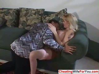 deepthroat ideal, real bbw, ideal cuckold best